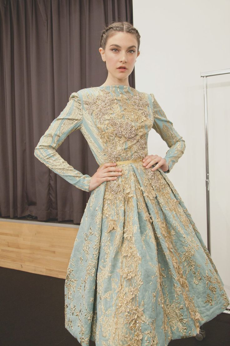 The best of the best - Elie saab couture fall/winter 2012