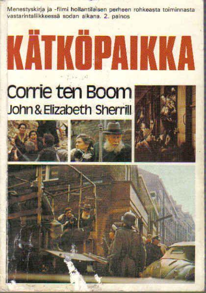Corrie ten Boom - Kätköpaikka