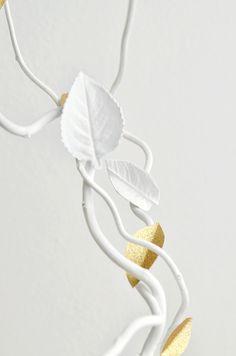 s i n n e n r a u s c h: [Nachmachtipp] Blätterzauber aus Fimo