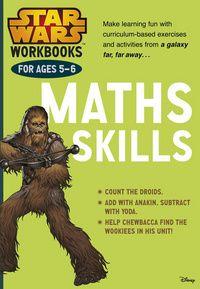 Star Wars Workbooks: Maths Ski