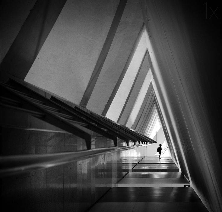 © Marc Apers Triangle perspective