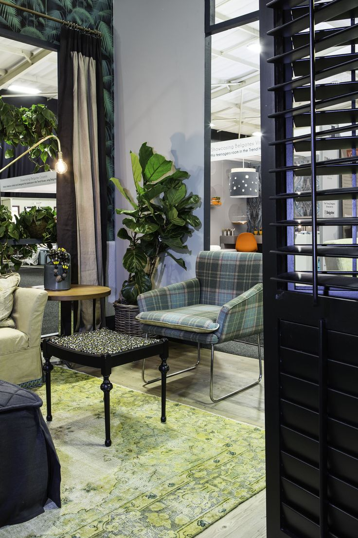 Sprout and St Leger and Viney in the Decorex Designer Spotlight