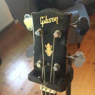 Gibson EB-2 Bass, Bj. 1967, All Original, Original Case in Rheinland-Pfalz - Mandel | Musikinstrumente und Zubehör gebraucht kaufen | eBay Kleinanzeigen