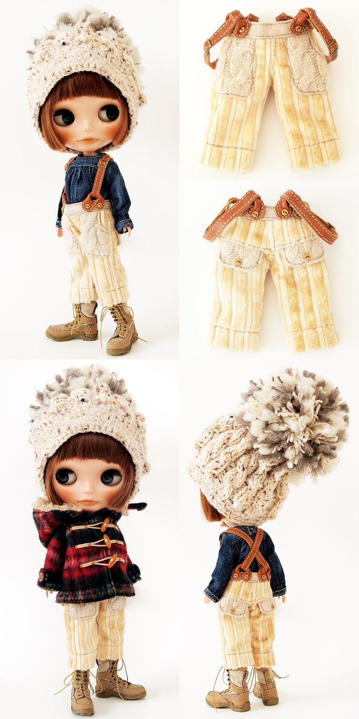 ** Blythe outfit ** Lucalily 277**の画像:mahounote.