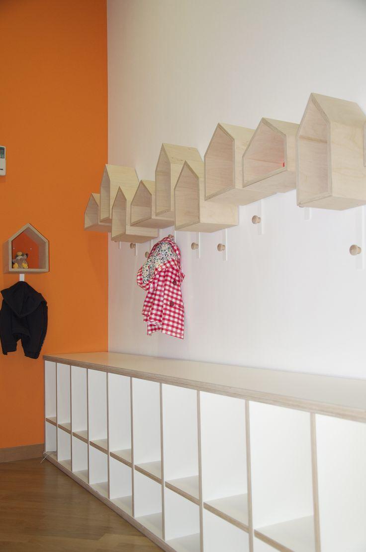 accoglienza nido PICCOLI&grandi, Milano