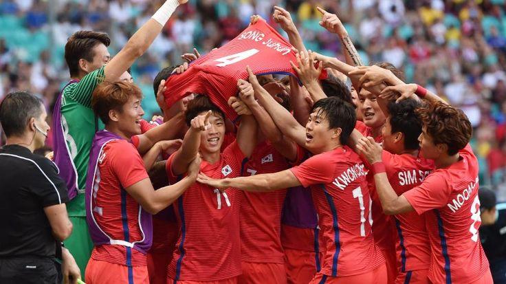 3:3 gegen Südkorea   Fußball-Bubis droht Olympia-Aus - Olympia 2016 - Bild.de