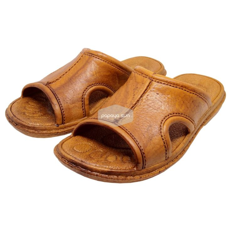 Relaxation Brown Pali Hawaii Sandals