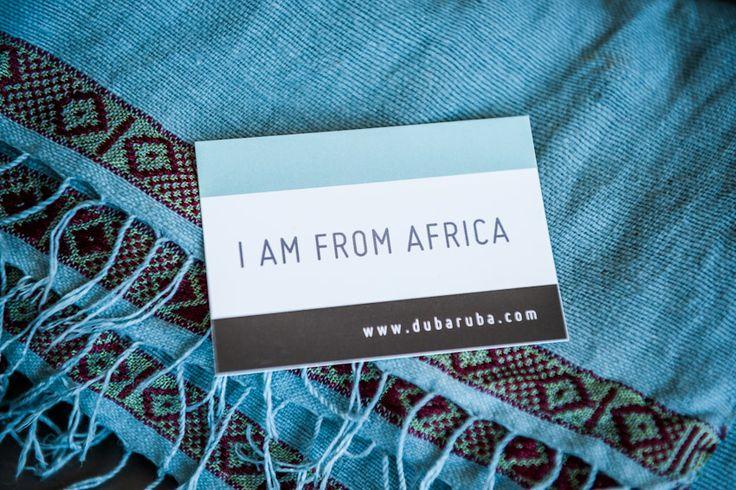 DUBARUBA: design. made in africa. Wer Schönes und Ausgefallenes sucht, ist bei DUBARUBA genau richtig. Die Plattform bietet afrikanisches Design...