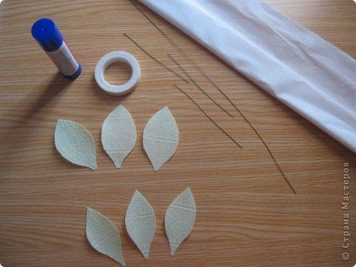 Вот такой букет из белых лилий выполнен на заказ ко Дню Учителя. фото 6