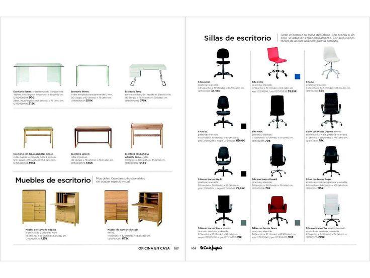 Las tendencias en muebles y decoración para esteInvierno ya está disponible con la versión del Catálogo de El Corte inglés 2018, que os traemos a continua