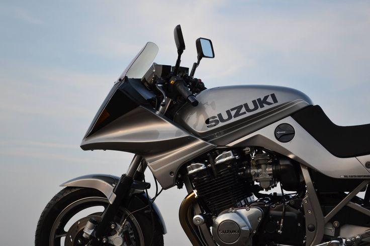 Suzuki GSX 750S3/4 Katana