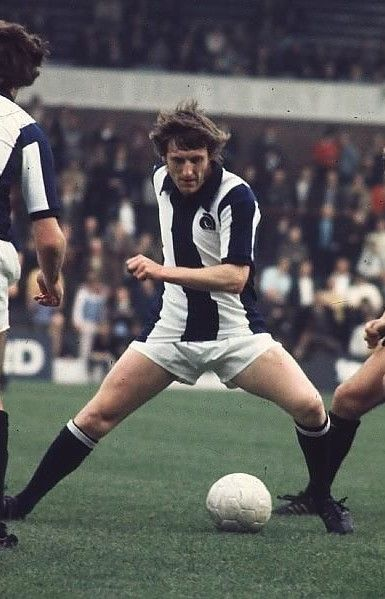 Tony Brown West Bromwich Albion 1974 The 'Bomber'