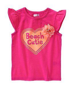 Beach Cutie Tee