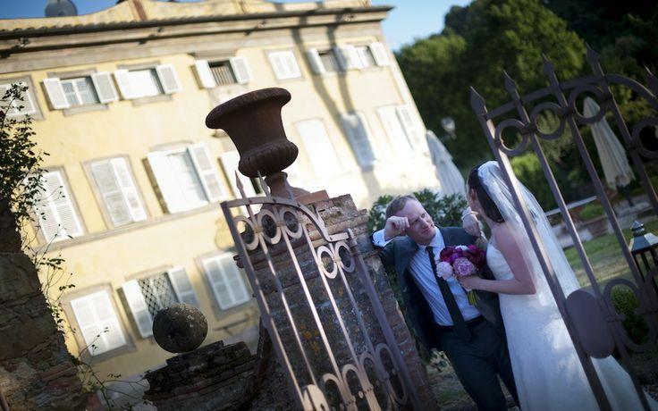 Intimate Wedding in Lucca Wedding Villa