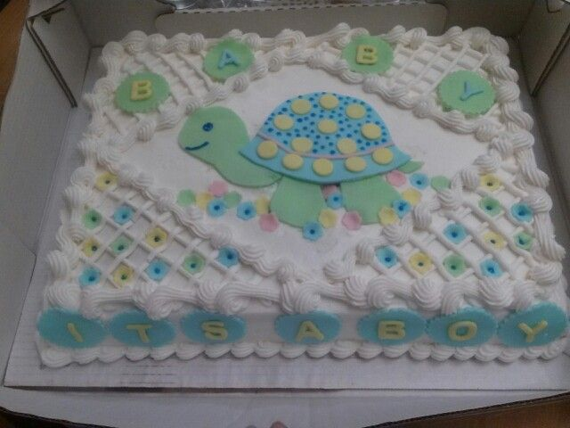 Baby shower costco cake makeover by usan | cake creations in 2019 | Pinterest | Baby shower cakes. Shower cakes and Baby Shower