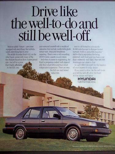 1980s Hyundai ad http://www.jonhallhyundai.com/HomePage