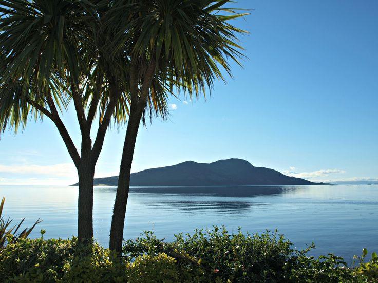 Holy Isle, Isle of Arran