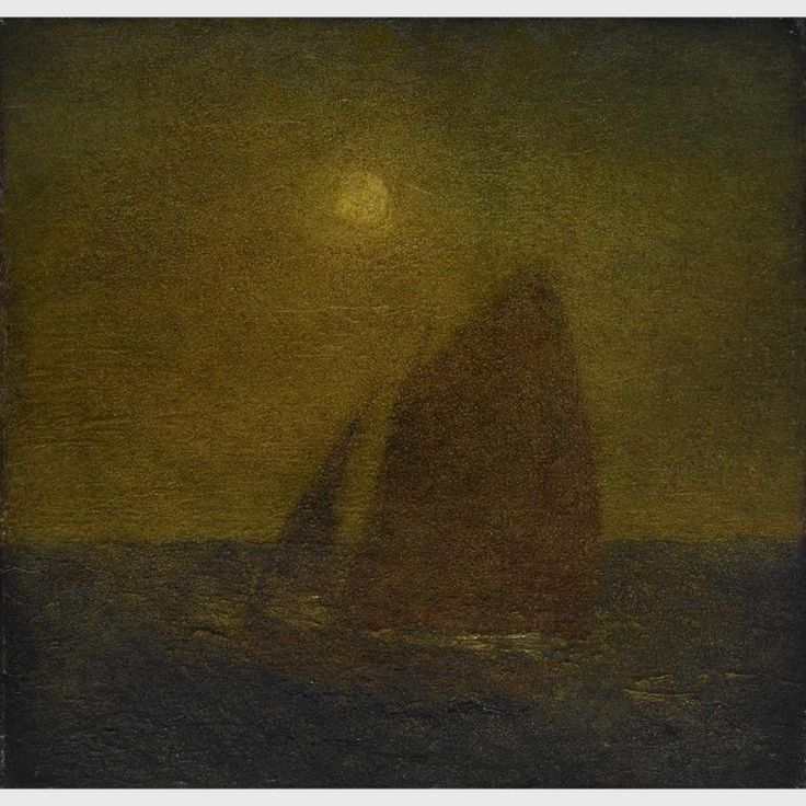 Albert Pinkham Ryder - Crystal Bridges Museum of American Art