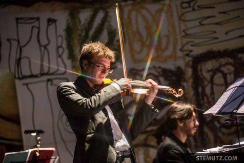 Interviu: Vlad Maistorovici: vioara | News & Oportunitati - ArtNetwork