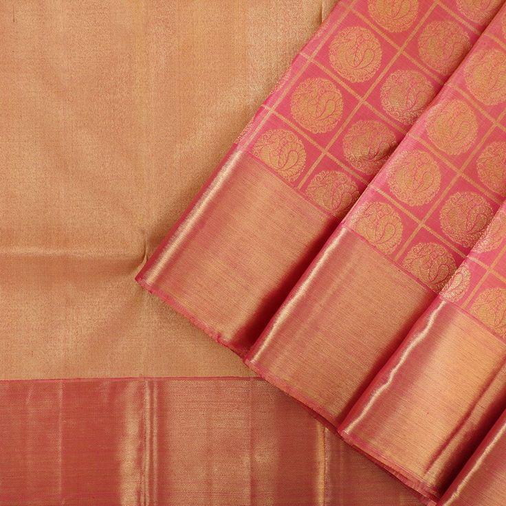Kanakavalli Kanjivaram Silk Sari 060-01-16306 - Cover View