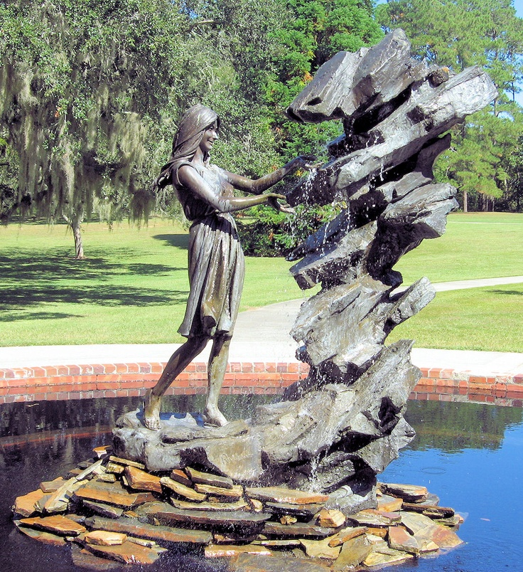 Brookgreen Gardens In South Carolina There Are Hundreds