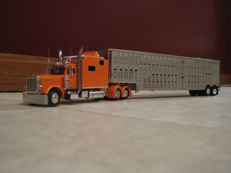 Custom Toy Semi Trucks : Custom kenworth toy trucks wow