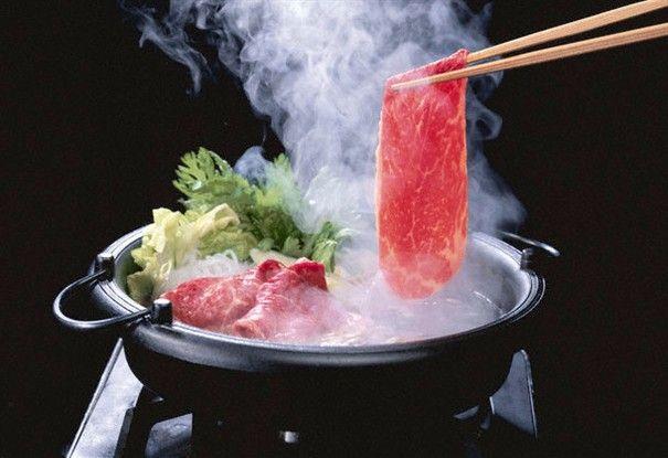 Wagyu Beef shabu shabu