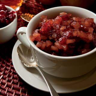 Pear-Cranberry Chutney Recipe | Farm Flavor