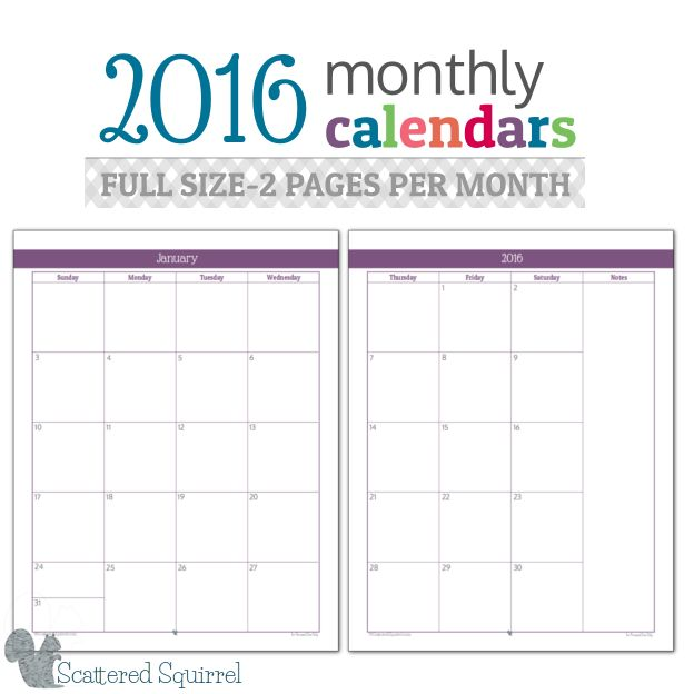 Best 25+ Monthly calender ideas on Pinterest Monthly planner - monthly calendar