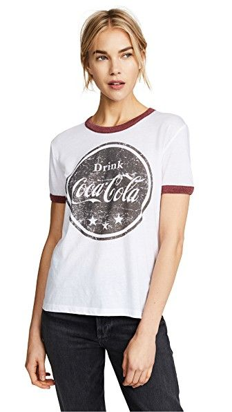 CHASER DRINK COLA TEE. #chaser #cloth #