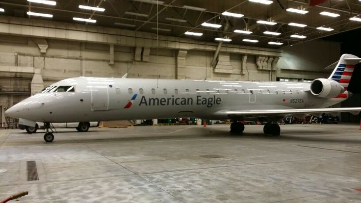 American Eagle Airlines CRJ700