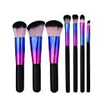 24pcs Makeup Brushes set Professional blush/powder/foundation/concealer brush shadow/eyeliner brush with white bag cosmetic brush 2017 - R$54.05