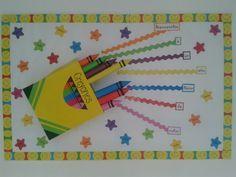 """Mi cartelera de bienvenida: Apure 2014 """"Bienvenidos a un año lleno de color"""""""