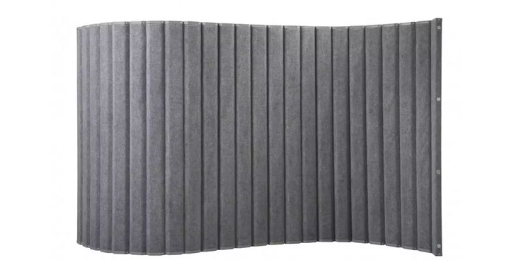 pattern - felt wall - room divider ACOUSTICS Pinterest Divider - isolation phonique maison mitoyenne