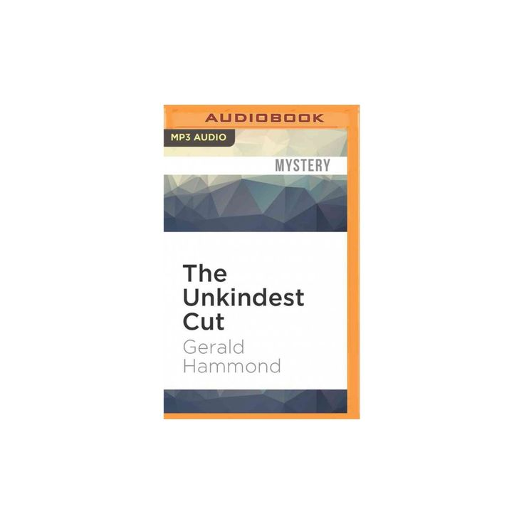 Unkindest Cut (MP3-CD) (Gerald Hammond)