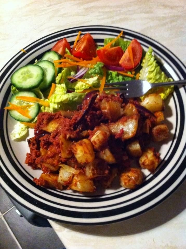 Joy's big fat diary: Corned Beef hash sw friendly recipe...