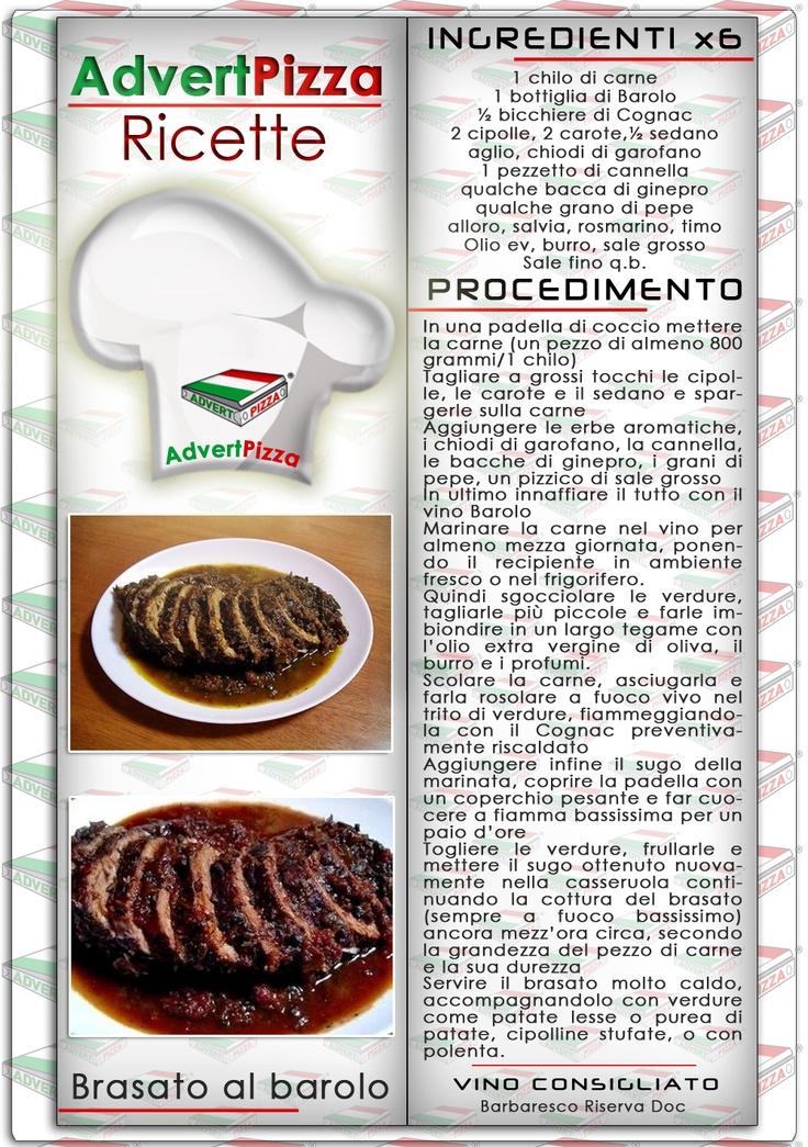 Naturalmente, l'aggiunta del Barolo ha dato alla ricetta quel tocco in più, quell'aroma particolare ed il gusto inconfondibile che fanno del brasato al Barolo una delle ricette più conosciute ed apprezzate della cucina Italiana, anche all'estero.