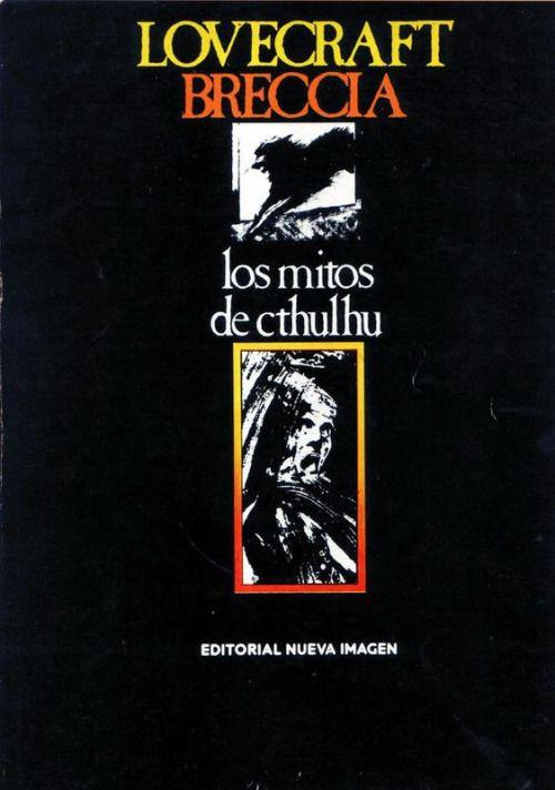 Lovecraft Breccia - Los Mitos De Cthulhu | CBR | Español...