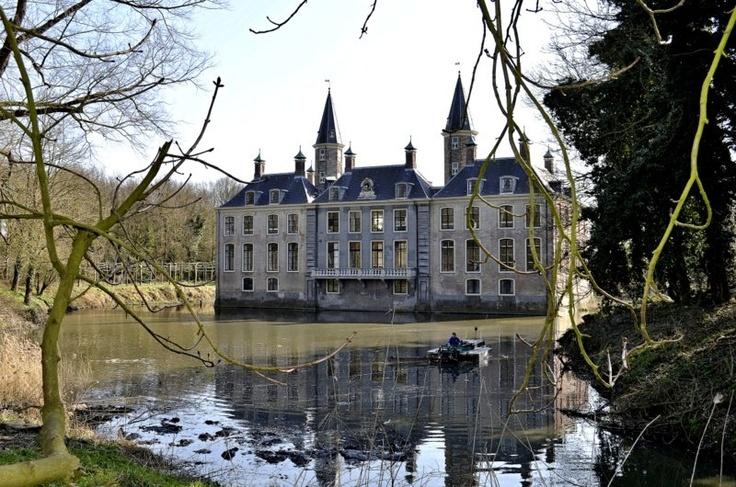 """Kasteel """"Ter Hooge"""".....Middelburg."""