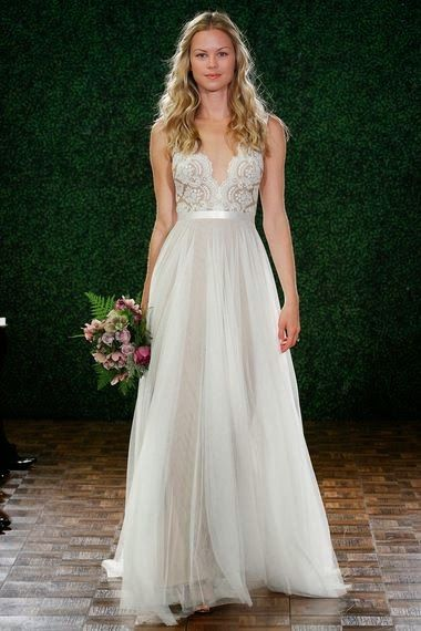 StarDust and LuLu's Carry Many of 2014's Top-Pinned Wedding Gowns