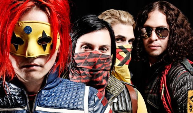 the true lives of my chemical romance pdf