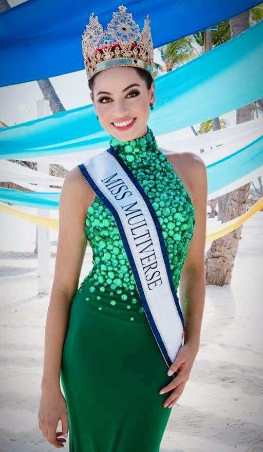 Isn't she lovely. Miss Multiverse 2016 Siria Bojorquez. (Miss Multiverse America)  Sponsored by: Hard Rock Hotel & Casino Punta Cana  Crown designer: Ramona Haar Jewelry #missmultiverse #iammultiverse   #missmultiverse #iammultiverse #pageant #crown #contest #america #usa #tvreality #liindagrandia #missmultiverseamerica #winner #women #missearth #model #modeling  Photo by Nancy Schoenmakers  Sign up to join us for Miss Multiverse 2017 now at info@missmultiverse.com
