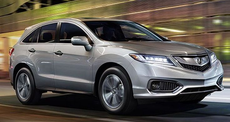 2017 Acura RDX – one of the best crossovers