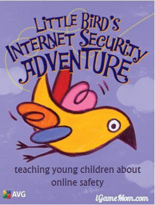 #Free Book Teaching Young Children Internet Safety - as an app and as PDF file for printing out #kidsapps