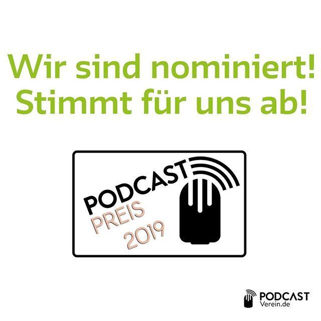 Wir Sind Mit Dem Gls Bank Podcast Fur Den Deutschen Podcastpreis 2019 Nominiert Wir Freuen Uns Uber Eure Sti Retail Logos The North Face Logo North Face Logo