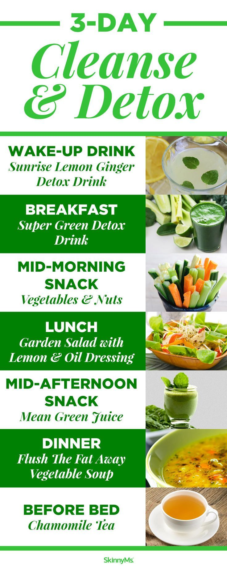 When I need to recharge my body I love the 3 Day Cleanse Detox...it is amazing! | Cleanse | Detox