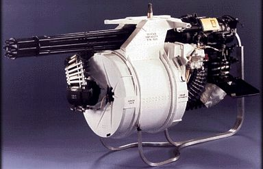M61 Vulcan on pedestal - M61 Vulcan - Wikipedia, the free encyclopedia