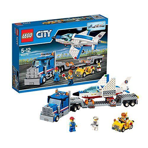 lego city транспортер 60079