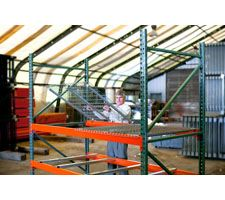 Complete Pallet Rack Starter Kits with Wire Deck now only $302.00