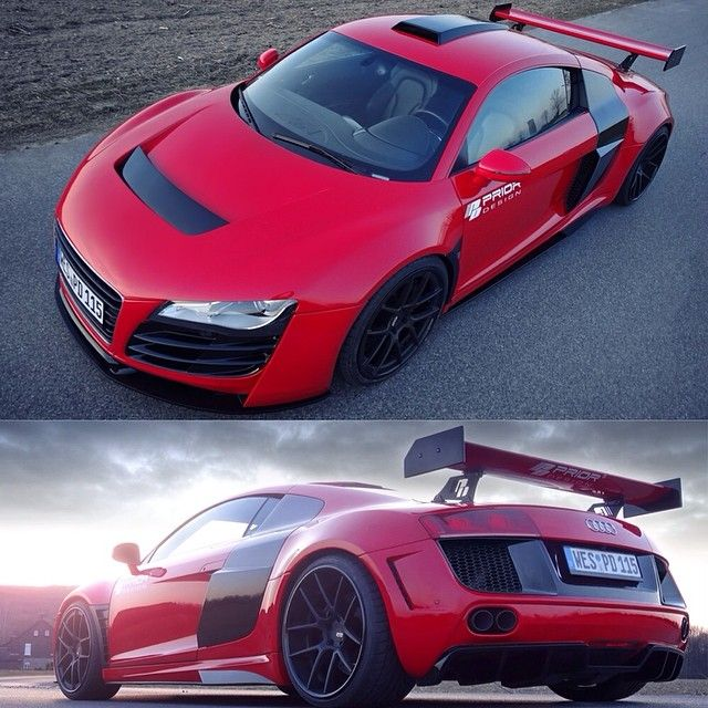 2017 Audi R8, 2010 Audi R8, 2011 Audi R8, #Audi 2012 Audi R8 GT, #AudiR8 #BodyKit #Spoiler  - Follow #extremegentleman for more pics like this!